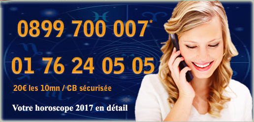 horoscope 2017 en detail par telephone